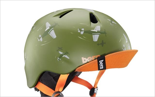 子供用ヘルメットを選ぶときのチェックポイント